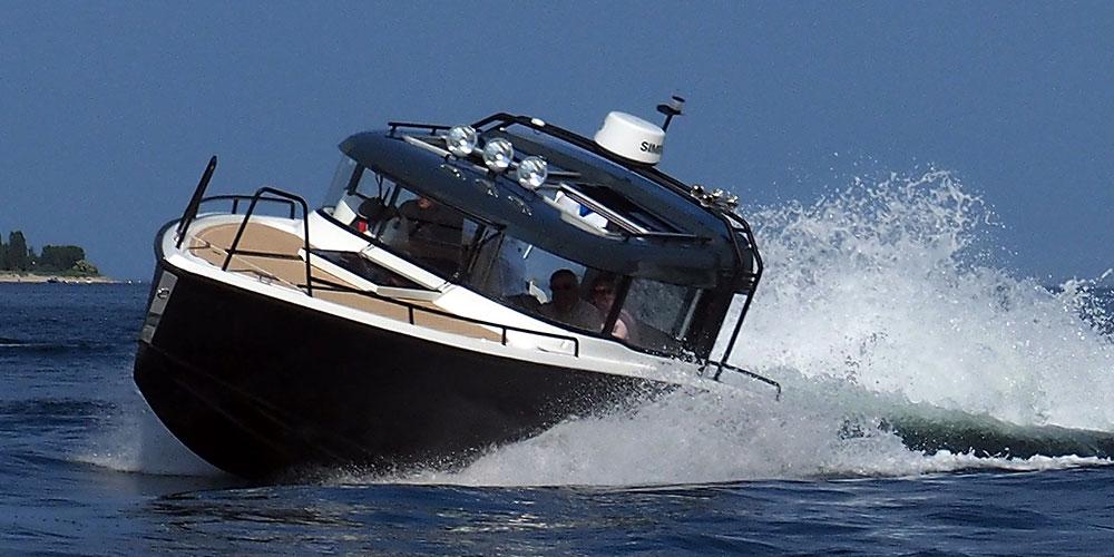 xo boats aluminiumboote aus finnland deufin boote und yachten martin porath finnische